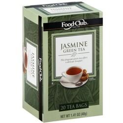 Food Club Green Tea