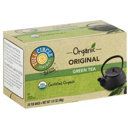 Full Circle Green Tea