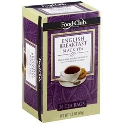 Food Club Black Tea