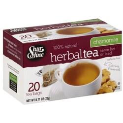 Shurfine Herbal Tea