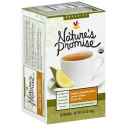 Natures Promise Green Tea