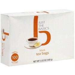 Just the Basics Black Tea