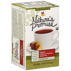 Natures Promise Herbal Tea