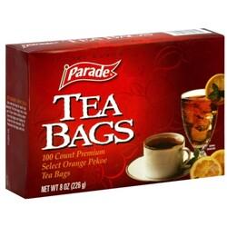 Parade Tea Bags