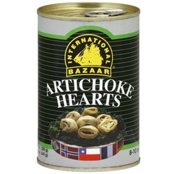 Bazaar Artichoke Hearts