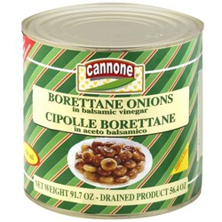 Cannone Onions