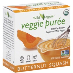 Wild Veggie Veggie Puree