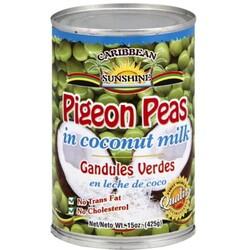 Caribbean Sunshine Pigeon Peas