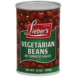 Liebers  Vegetarian Beans