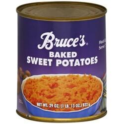 Bruces Sweet Potatoes