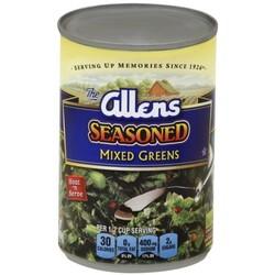 Allens Mixed Greens