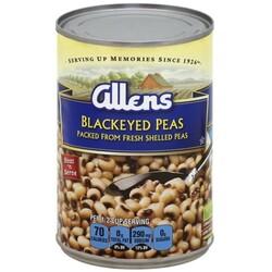 Allens Blackeyed Peas