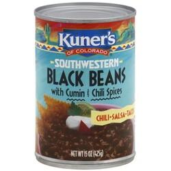 Kuners Black Beans