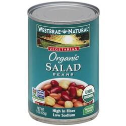 Westbrae Natural Salad Beans