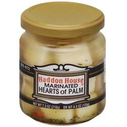 Haddon House Heart of Palm