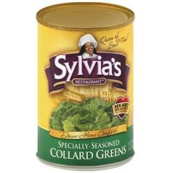 Sylvias Collard Greens