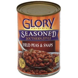 Glory Foods Field Peas & Snaps