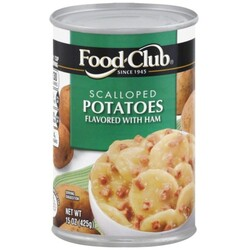Food Club Potatoes