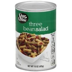 ShurFine Three Bean Salad