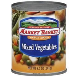 Market Basket Mixed Vegetables