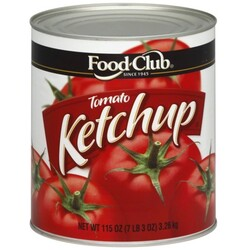 Food Club Ketchup