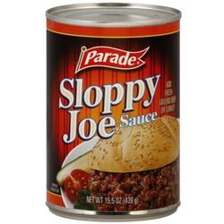 Parade Sloppy Joe Sauce