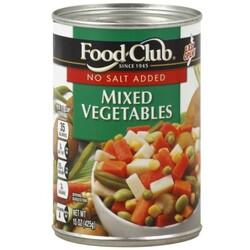 Food Club Vegetables