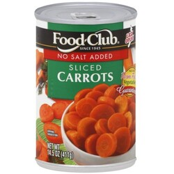 Food Club Carrots