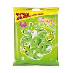 """Candies World - """"Saure Apfelringe"""" XXL (+20% gratis)"""