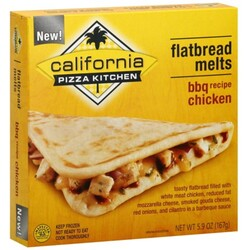 California Pizza Kitchen Flatbread Melts