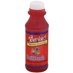 Barbers Fruit Punch