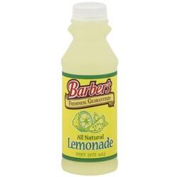 Barbers Lemonade