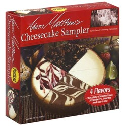 Adam Matthews Cheesecake Sampler