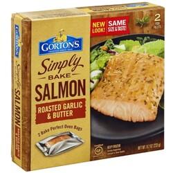 Gortons Salmon