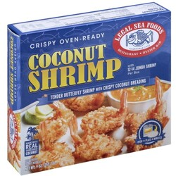 Legal Sea Foods Shrimp