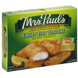 Mrs Pauls Fish Tenders