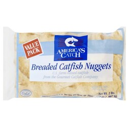 Americas Catch Catfish Nuggets