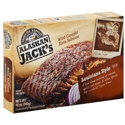 Alaskan Jacks Salmon