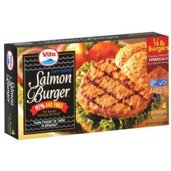 Vita Salmon Burger