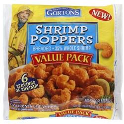 Gortons Shrimp Poppers