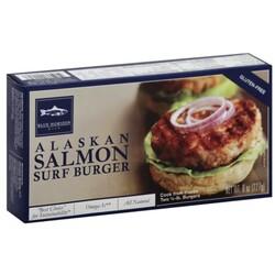 Blue Horizon Surf Burger
