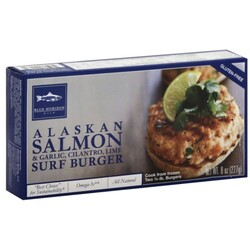 Blue Horizon Surf Burger