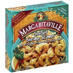 Margaritaville Shrimp Scampi