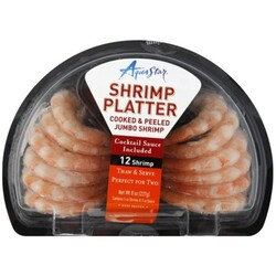 Aqua Star Shrimp Platter