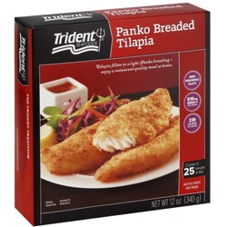 Trident Seafoods Tilapia