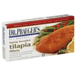 Dr Praegers Tilapia Fillets