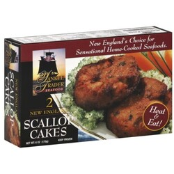 Yankee Trader Scallop Cakes