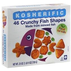 Kosherific Fish Shapes