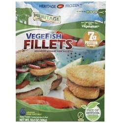 Heritage Health Food Vegefish Fillets