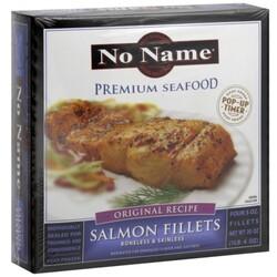 No Name Salmon Fillets